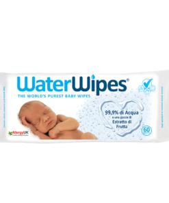 Salvietta umidificata WaterWipes - confezione da 60 pz.
