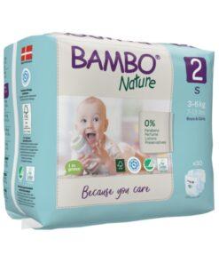 pannolini Bambo Nature ecocompatibili