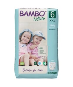 Bambo Nature pannolini ecocompatibili