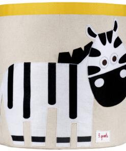 Cesto portatutto Zebra - 3 Sprouts