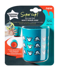 Tazza Super Cup 190ml celeste - Tommee Tippee