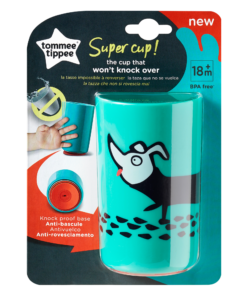 Tazza Super Cup 300ml verde - Tommee Tippee