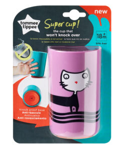 Tazza Super Cup 300ml viola - Tommee Tippee