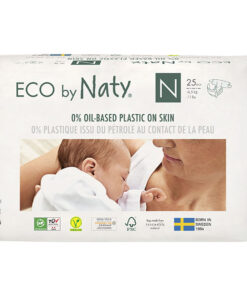 Pannolini ECO by Naty - pacco singolo taglia Newborn