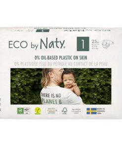 Pannolini ECO by Naty - pacco singolo taglia 1