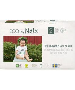 Pannolini ECO by Naty - pacco singolo taglia 2