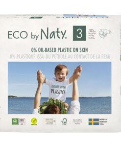 Pannolini ECO by Naty - pacco singolo taglia 3