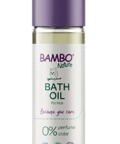 Olio Idratante - Bambo Nature