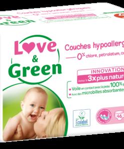 Pannolini Love and Green - Taglia 4