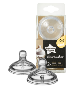 Tettarelle Closer to Nature - 0m+ flusso variabile - Tommee Tippee