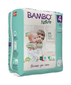 pannolini ecocompatibili Bambo Nature